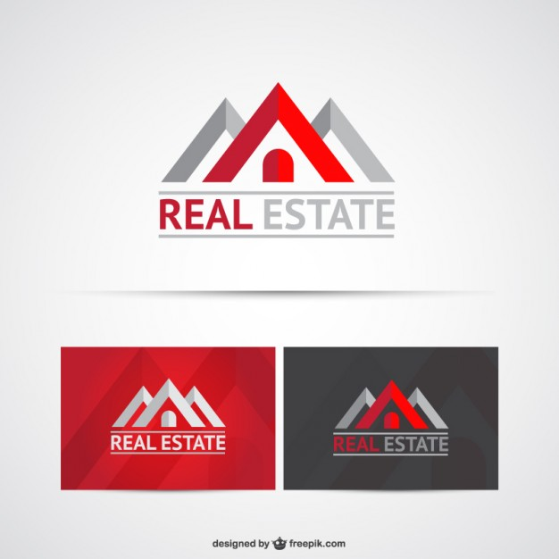 Real Estate Logo Templates Free