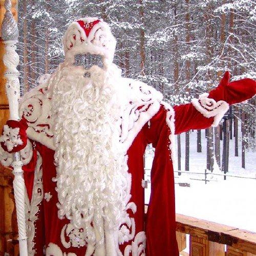 Santa Claus PSD Template