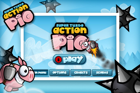 Super Turbo Action Pig