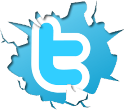 10 Twitter Symbol PSD Images