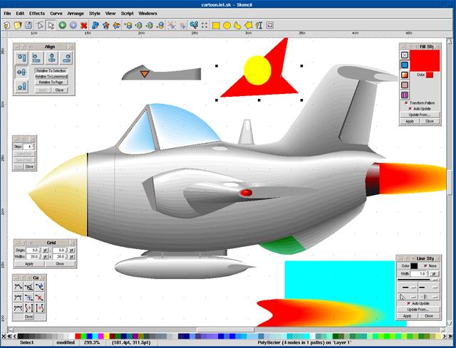 Vector Graphics Software