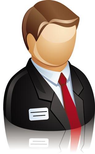Vector Person Icon