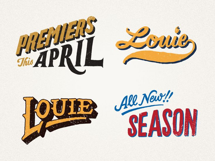 13 Retro Vintage Baseball Fonts Images