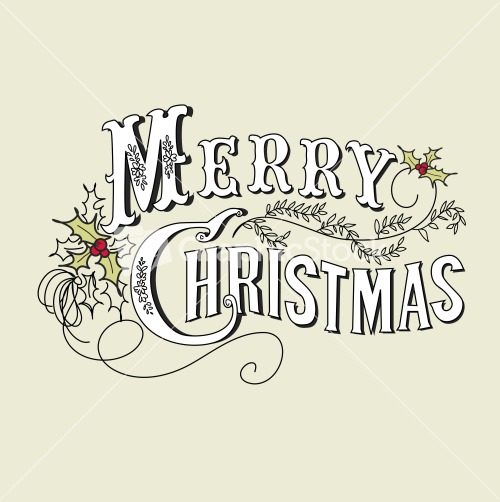 Old christmas font alphabet images free printable