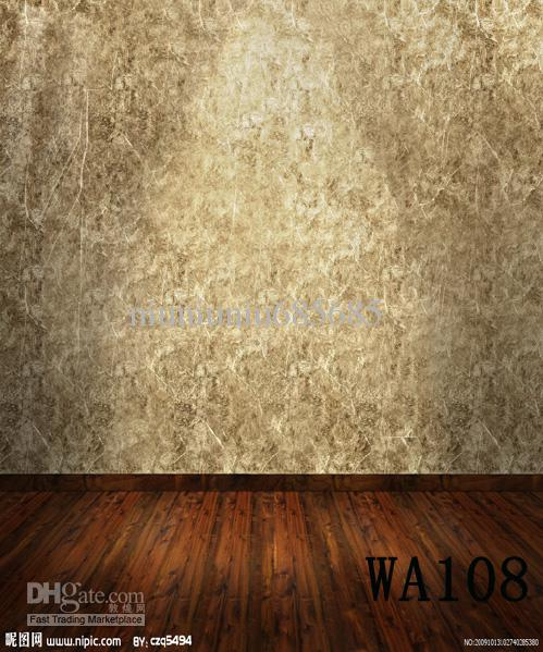 Wood Floor Photography Prop