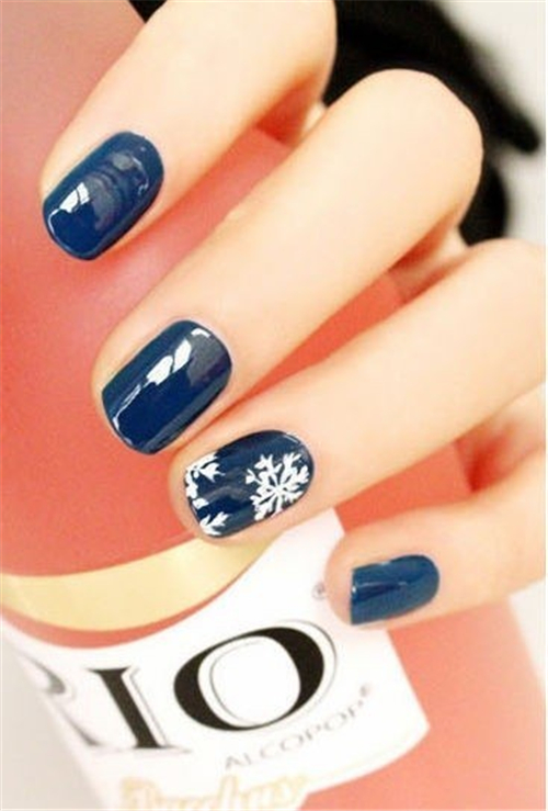 2015 Nail Polish Designs Christmas