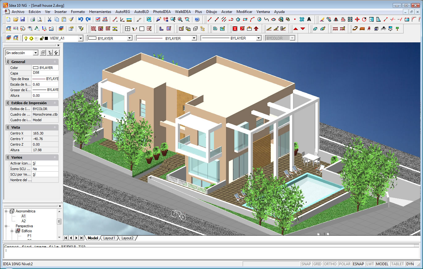14 architectural design software images 3d home design for Free online architecture design software