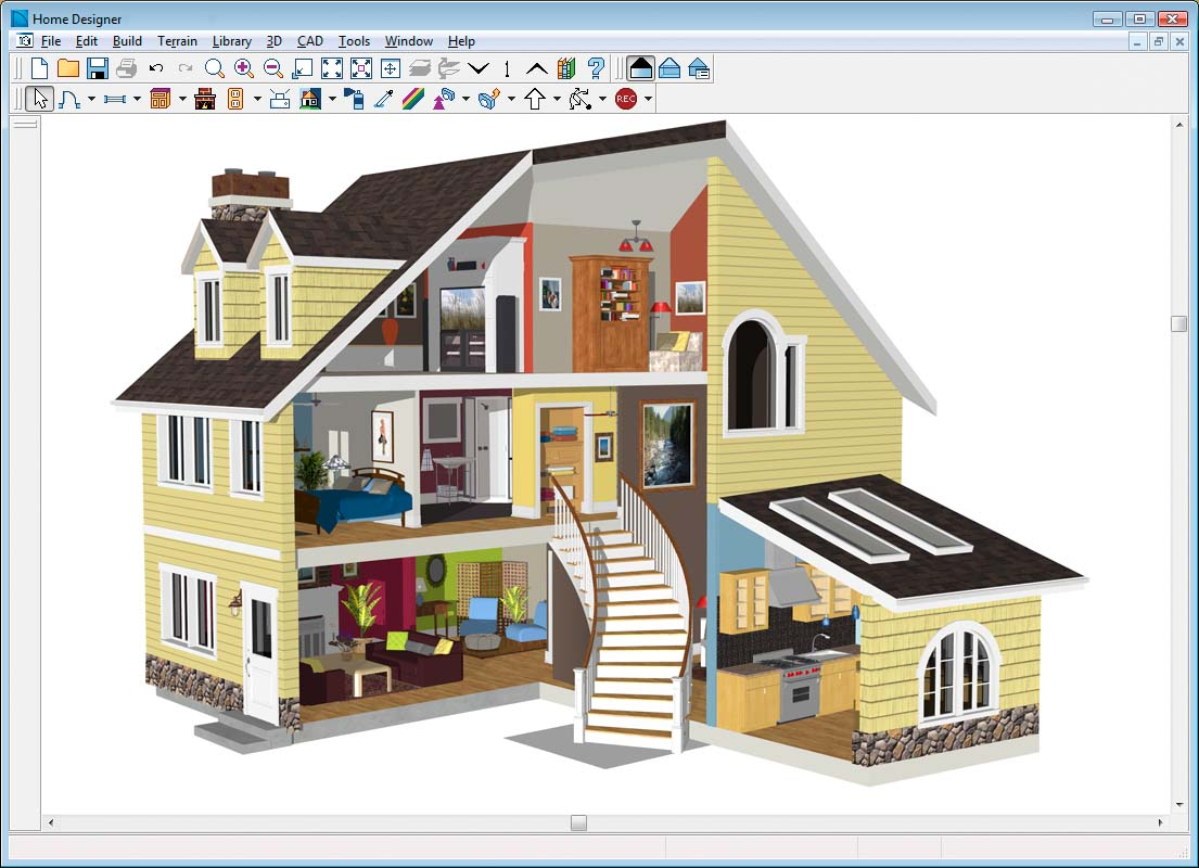 14 Architectural Design Software Images 3d Home Design Software