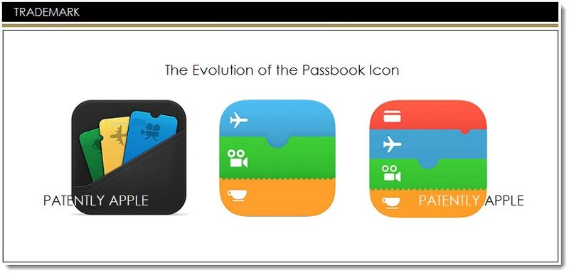 6 IOS Passbook Icon 8 Images