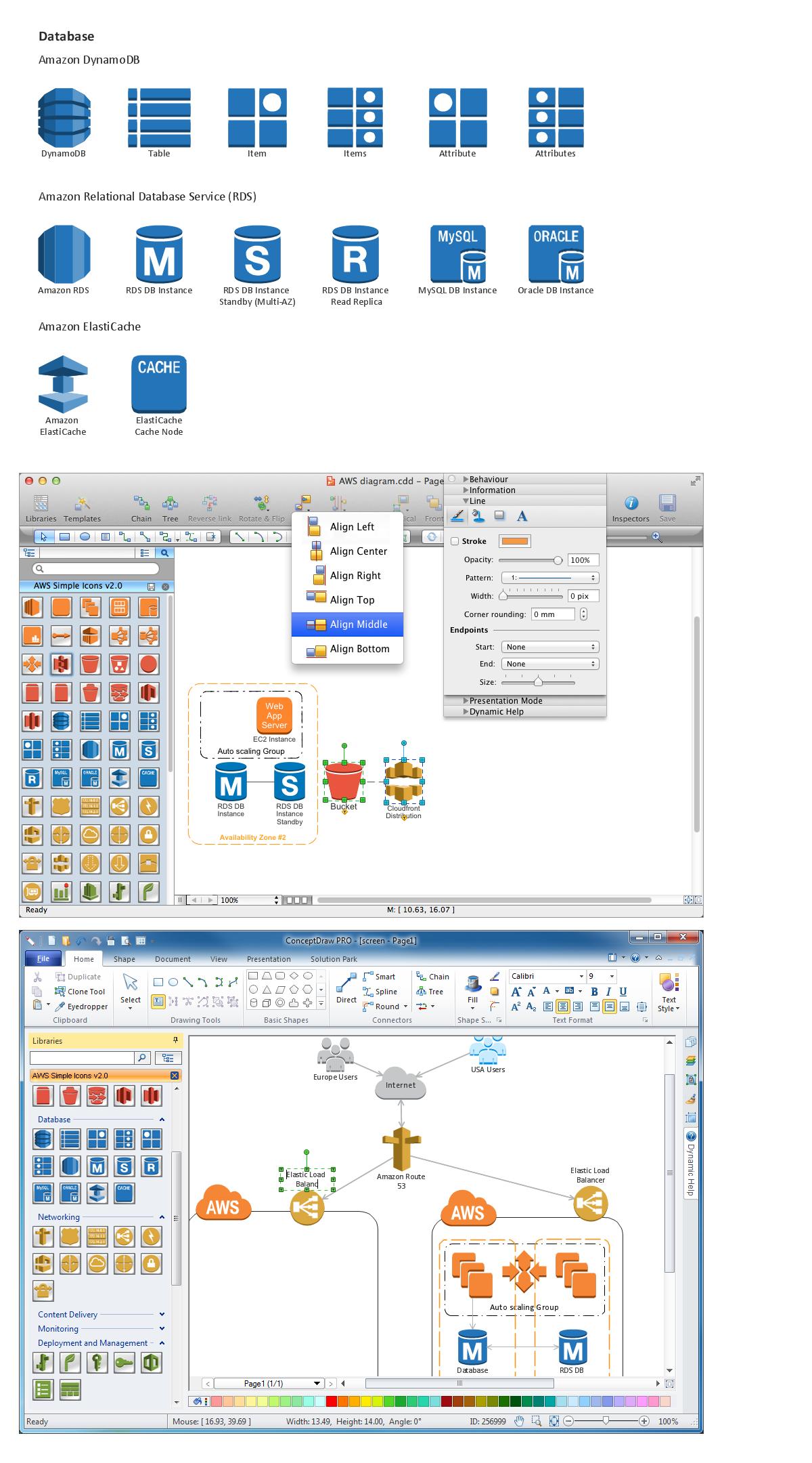 16 Solution Architecture Icon Images - Enterprise Architecture Icons