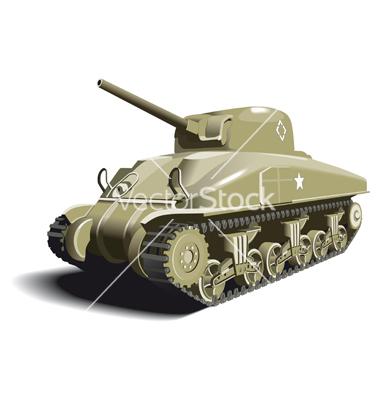 Army Tank Clip Art