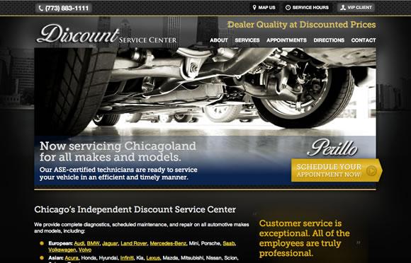12 Automotive Repair Shop Web Designs Images - Auto Repair Shop ...