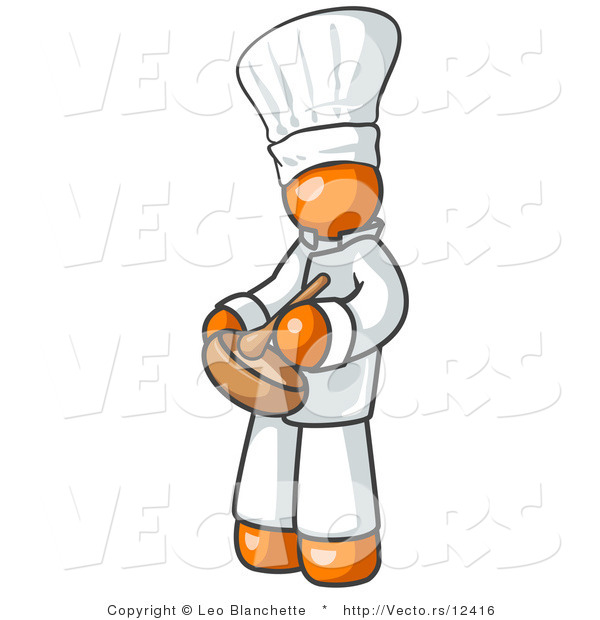 6 Vecto Vector Chef Kitchen Images