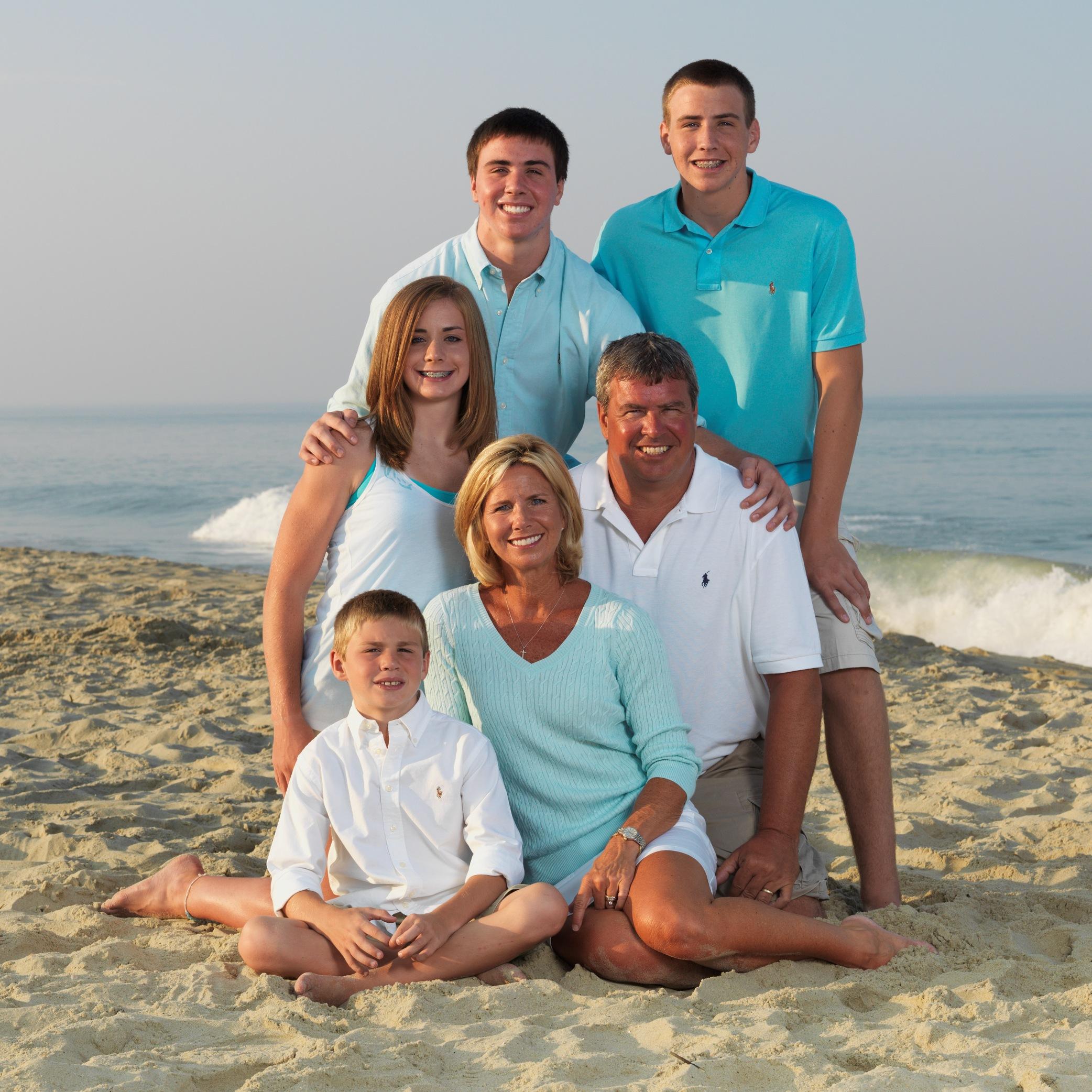 Best Family Beach Photo Ideas