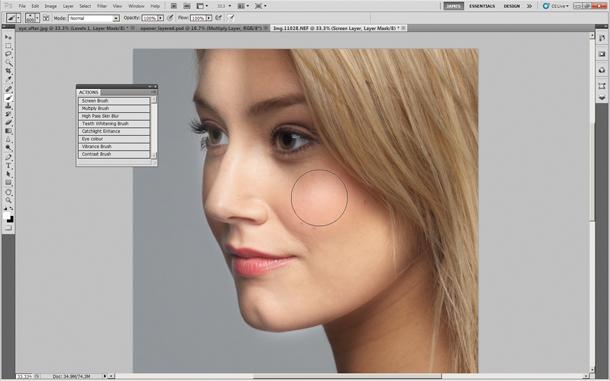 Best Photoshop Portrait Actions