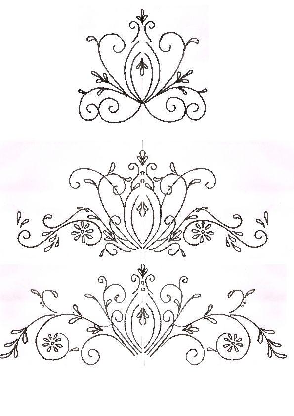 Cake Pattern Templates
