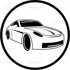 15 Black Car Icon Vector Images