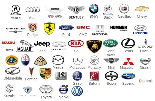 15 Car Company Symbol Icons Identified Images