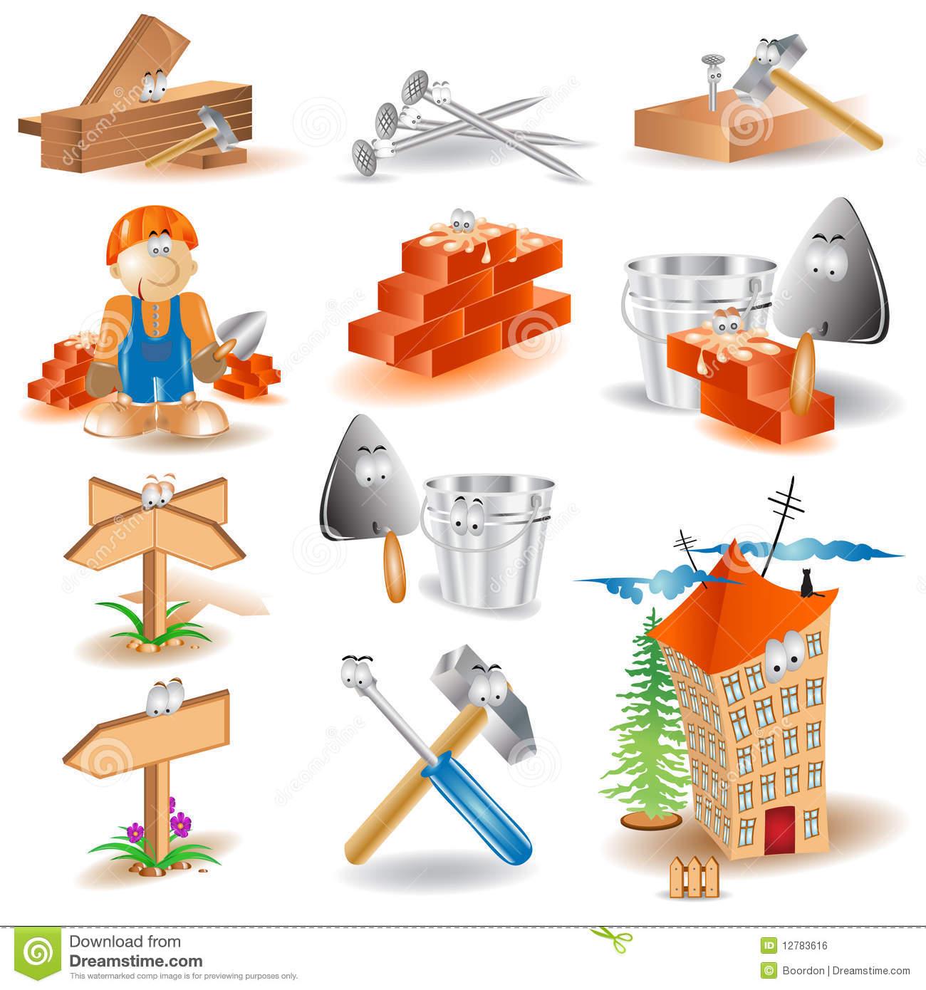 Cartoon Building Tools