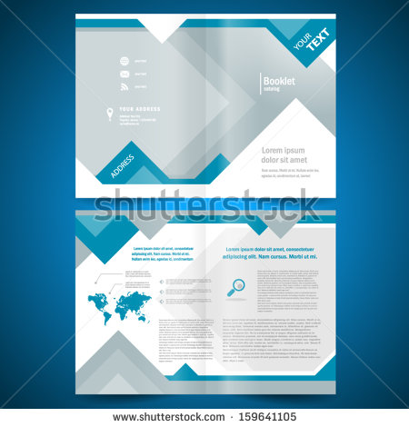 Catalog Cover Design Samples