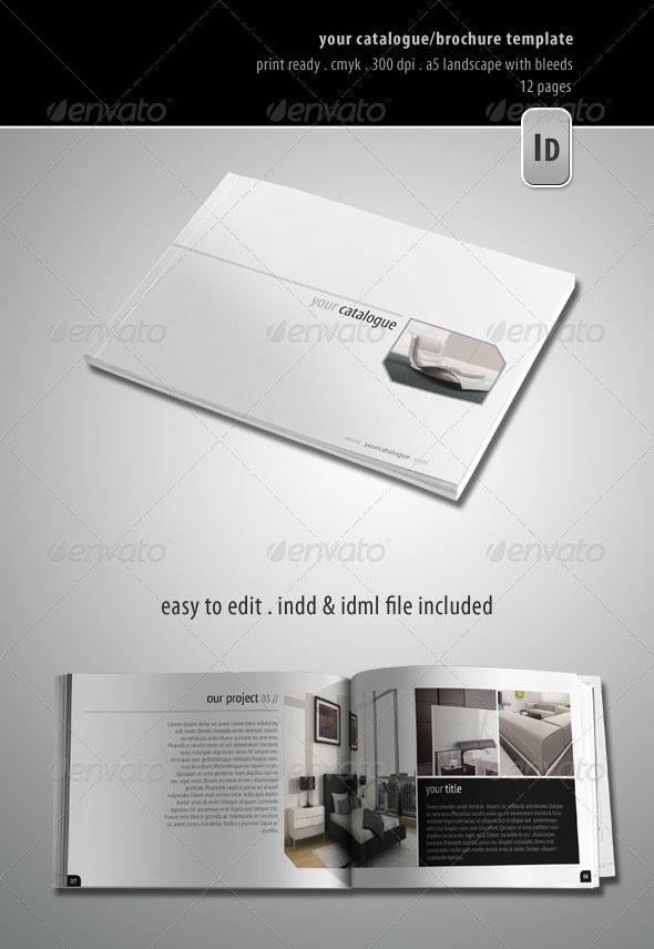 Catalog Design Templates Free