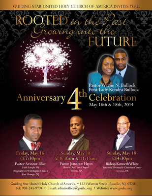 17 Pastoral Anniversary Flyer Templates Images Church