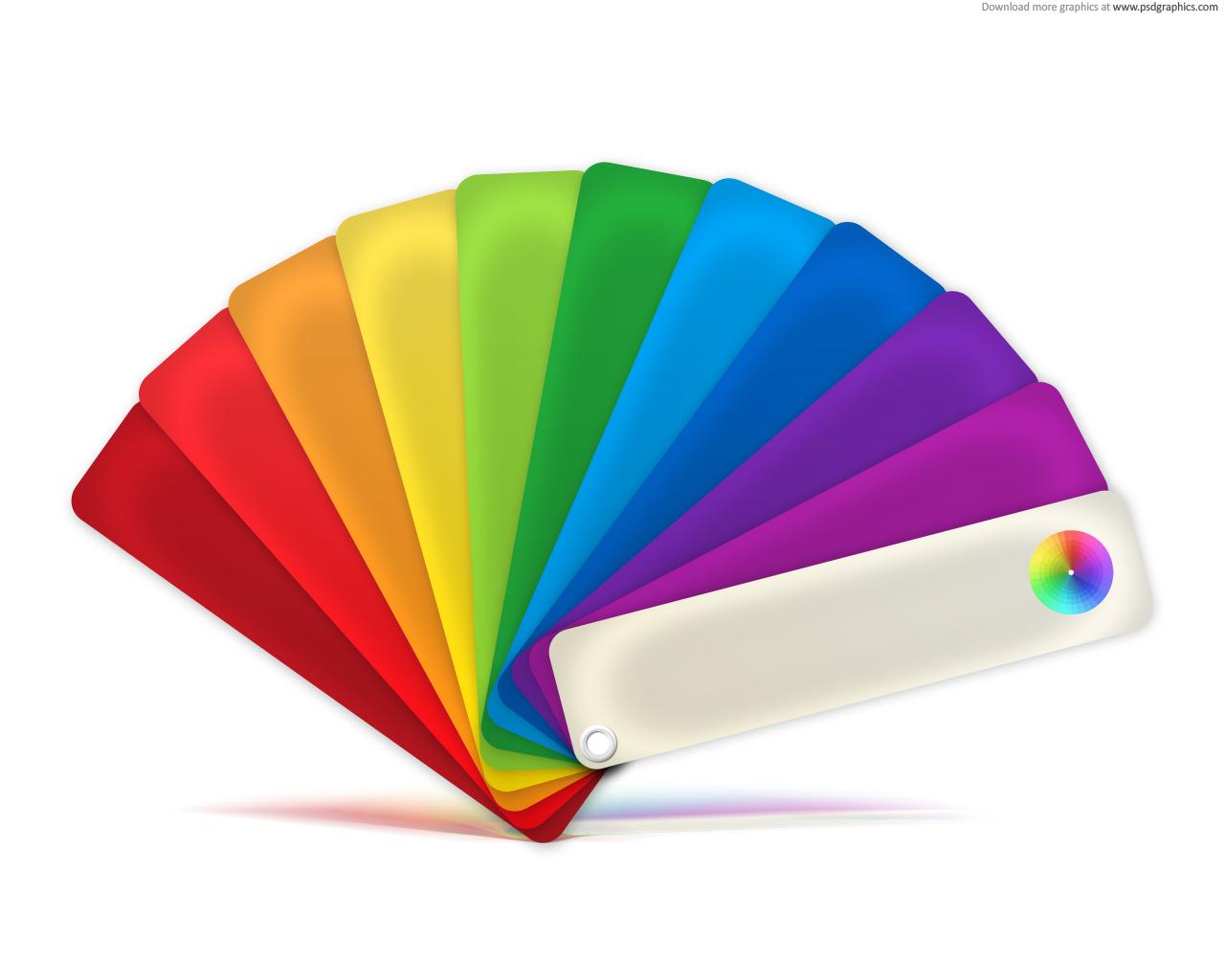 12 Color Icon Palette Images