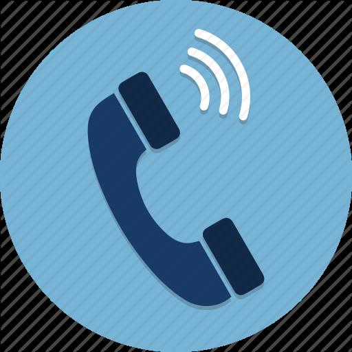 Customer Phone Call Icon