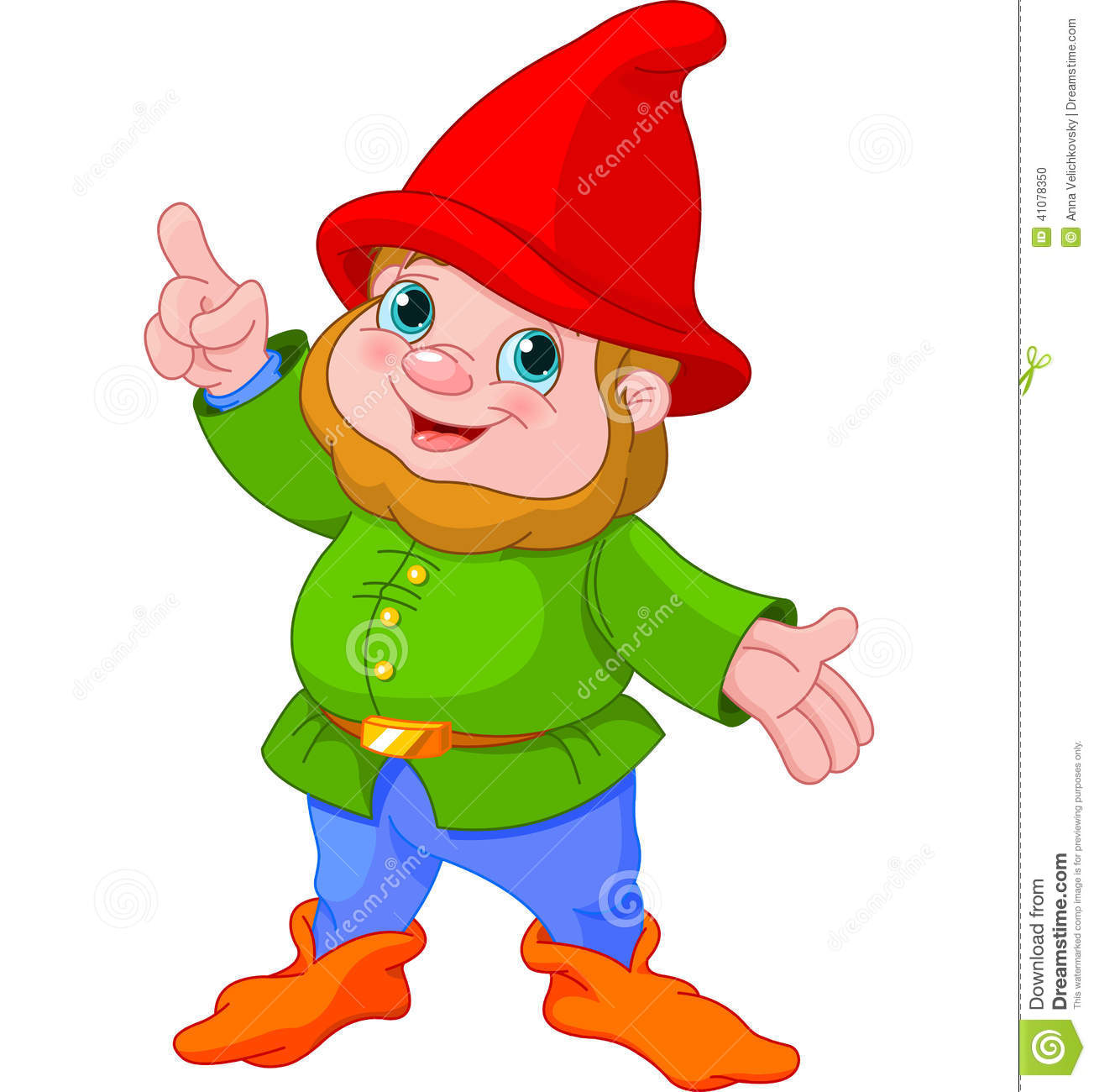 8 Vector Cartoon Gnome Merchant Images , Cute Garden Gnome