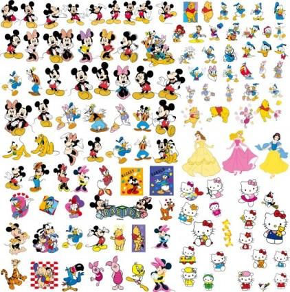 Disney Cartoon Free Clip Art