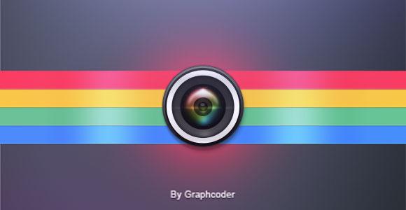 Facebook Instagram Twitter Pinterest Icons