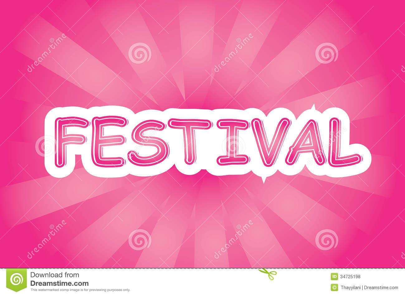 Festival Vector Free