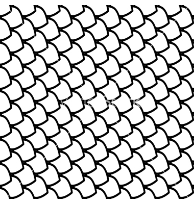 12 Fish Scale Pattern Vector Images