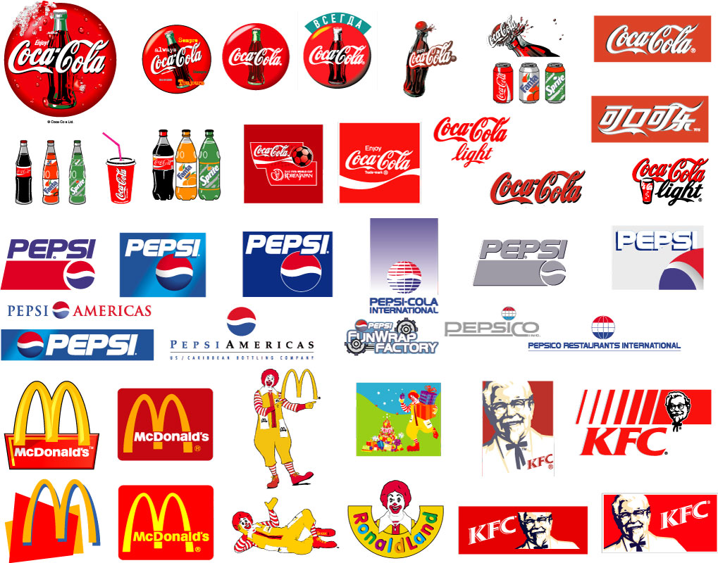 Food and Drink Brand Logos