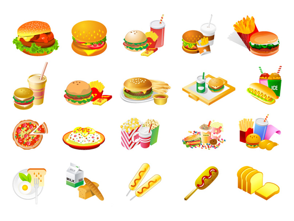 Food Clip Art Free Download
