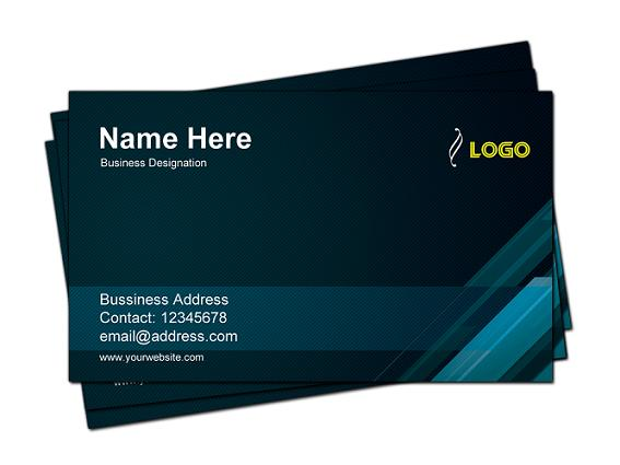 Free Business Card Samples