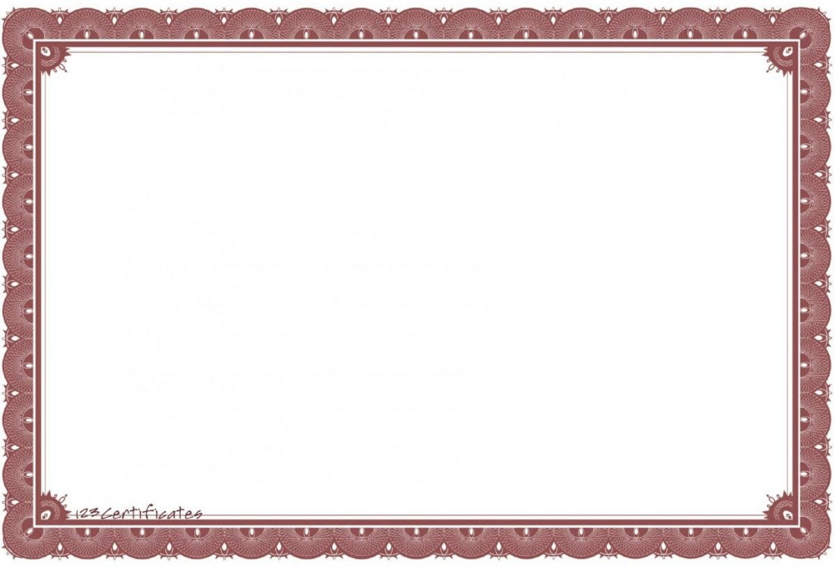 ... Borders Clip Art and Certificate Borders and Frames Free Download