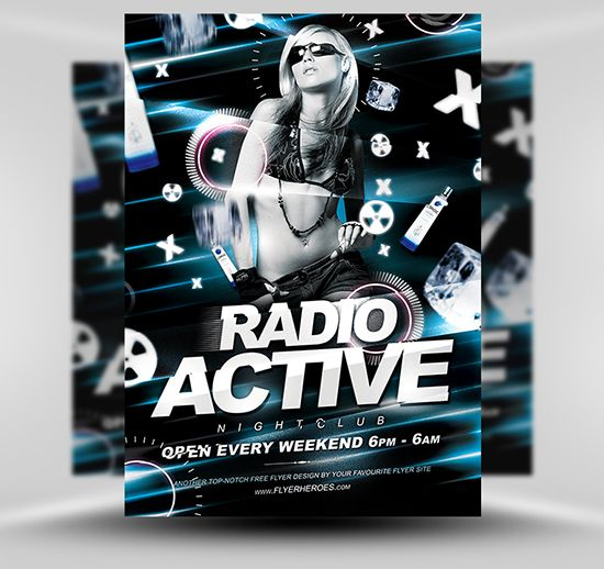 14 Radio Psd Backgrounds Images