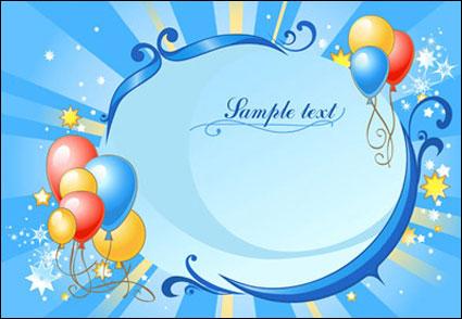 Free Vector Art Downloads Balloons