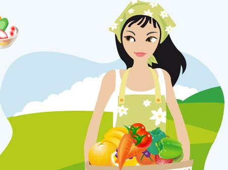 Free Vector Food Graphics