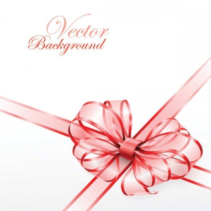 Free Vector Ribbon Bow