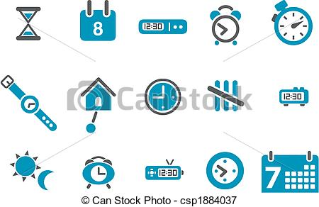Free Vector Time Icon