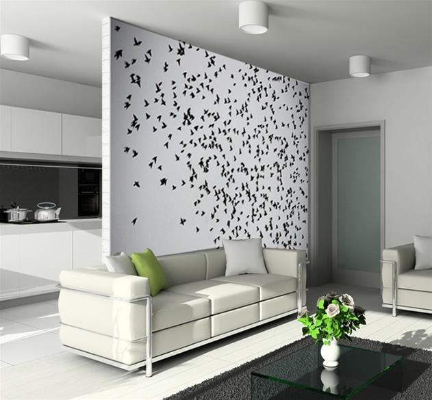13 Decor Designs Decals Images - Modern Wall Decals Designs, Home ...