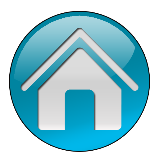 11 House Icon Button Images