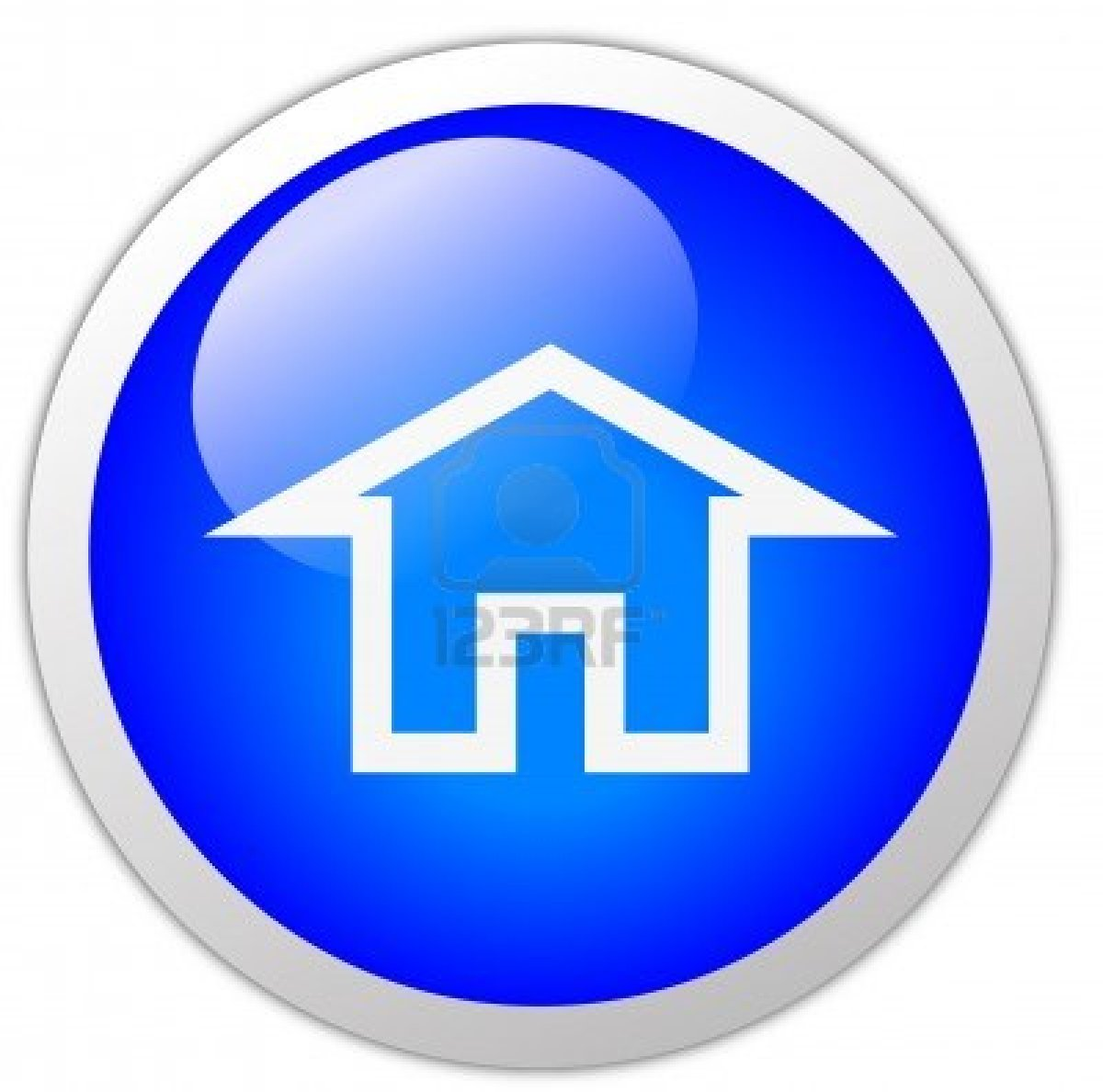 11 House Icon Button Images House Icon Home Button