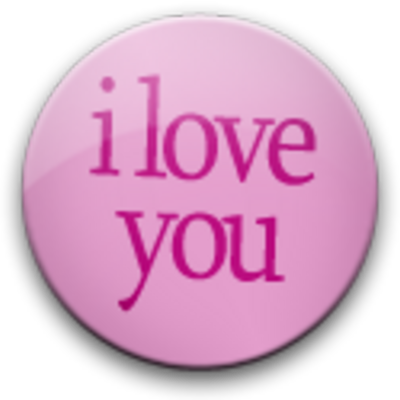 6 I Love You PSD Images