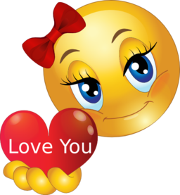 6 Love Ya Emoticons Images