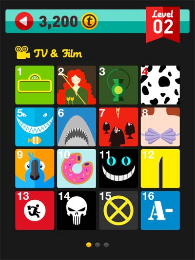 Icon pop quiz tv and film level 6 part 1 neonwealth for Pop quiz tv show