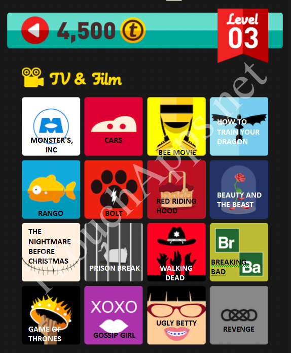 5 Icon Pop Quiz Answers TV And Film Images