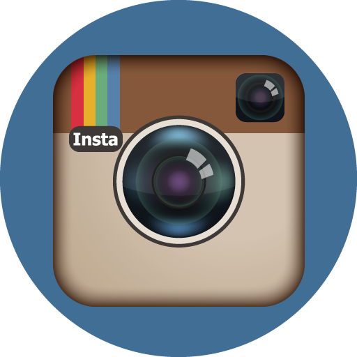 Instagram Circle Icon